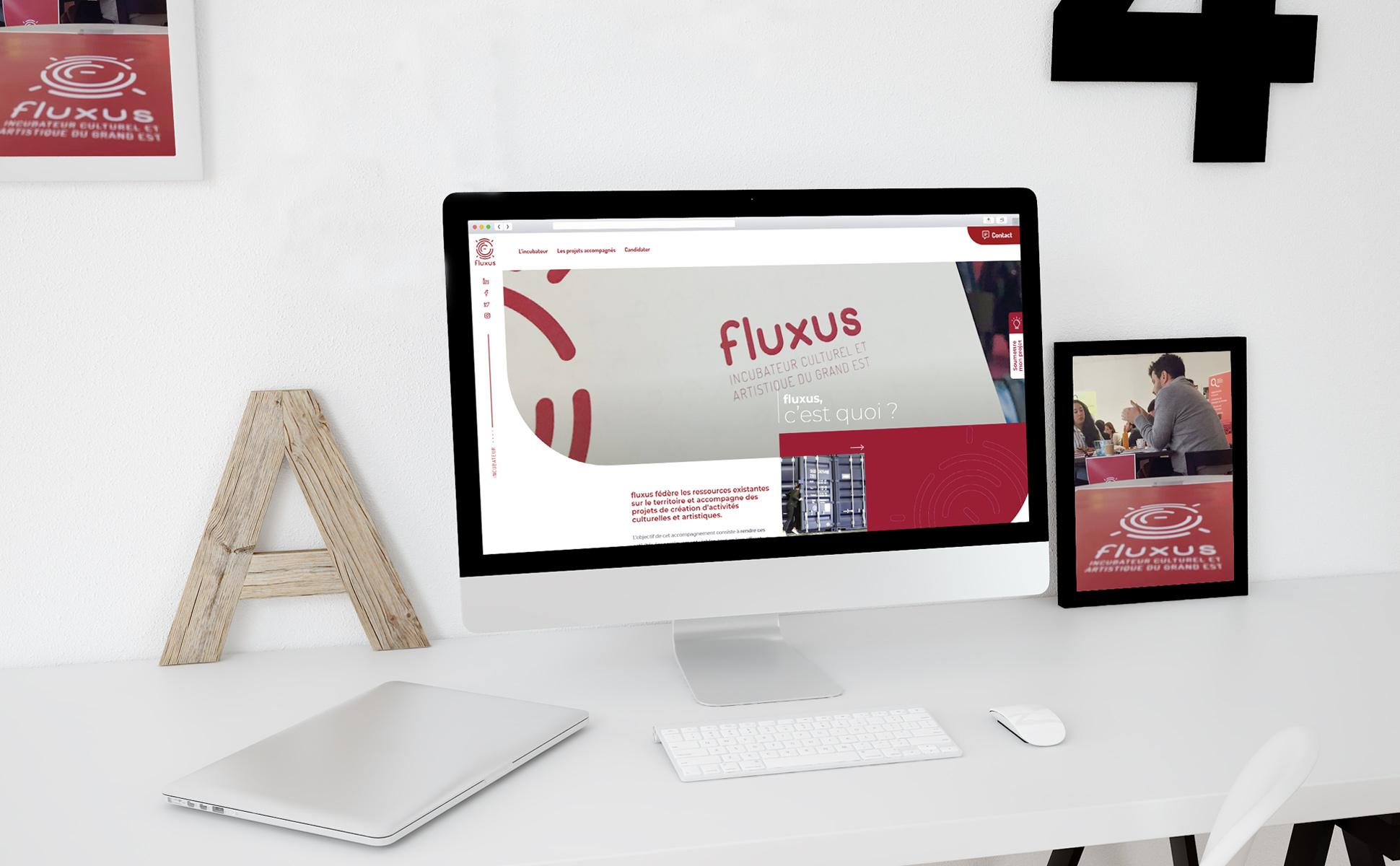 Mockup Fluxus 4