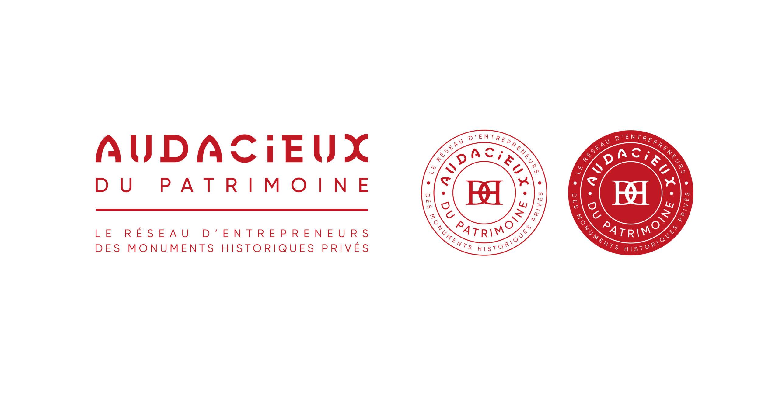 Demeure historique Logo